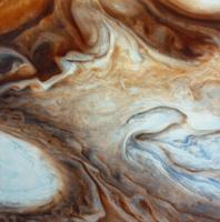 木星の雲の動き 23018049132| 写真素材・ストックフォト・画像・イラスト素材|アマナイメージズ