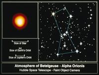 恒星ベテルギウス 23018049147| 写真素材・ストックフォト・画像・イラスト素材|アマナイメージズ