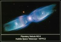 ちょう星雲M2-9 23018049148| 写真素材・ストックフォト・画像・イラスト素材|アマナイメージズ
