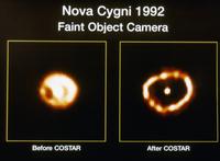 はくちょう座新星1992 23018049153| 写真素材・ストックフォト・画像・イラスト素材|アマナイメージズ