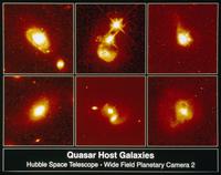 3種類のクエーサー