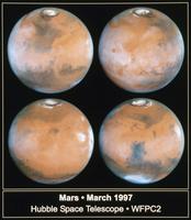 四方向から見た火星 23018049168| 写真素材・ストックフォト・画像・イラスト素材|アマナイメージズ