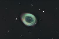 環状星雲 23018050897| 写真素材・ストックフォト・画像・イラスト素材|アマナイメージズ