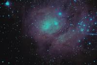 干潟星雲 23018050900| 写真素材・ストックフォト・画像・イラスト素材|アマナイメージズ