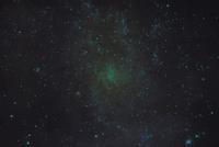 さんかく座の銀河