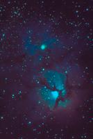 三裂星雲 23018050904| 写真素材・ストックフォト・画像・イラスト素材|アマナイメージズ