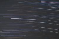 星の運行 23018050906| 写真素材・ストックフォト・画像・イラスト素材|アマナイメージズ