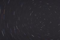 星の運行 23018050908| 写真素材・ストックフォト・画像・イラスト素材|アマナイメージズ