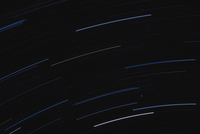 星の運行 23018050910| 写真素材・ストックフォト・画像・イラスト素材|アマナイメージズ