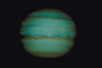 地球からみた木星