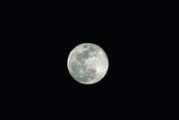 月齢14・0 23018050981| 写真素材・ストックフォト・画像・イラスト素材|アマナイメージズ