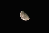 月齢20・6 23018050994| 写真素材・ストックフォト・画像・イラスト素材|アマナイメージズ