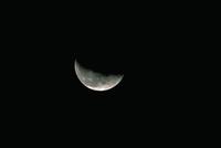 月齢23・6 23018051000| 写真素材・ストックフォト・画像・イラスト素材|アマナイメージズ