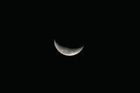 月齢24・5 23018051003| 写真素材・ストックフォト・画像・イラスト素材|アマナイメージズ