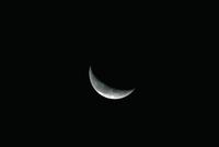 月齢25・0 23018051004| 写真素材・ストックフォト・画像・イラスト素材|アマナイメージズ