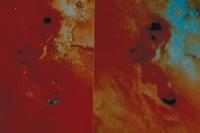木星の衛星 イオの火山