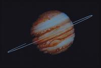 木星を取りまく環(リング)