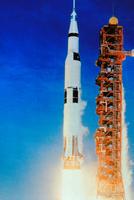 アポロ11号の打ち上げ