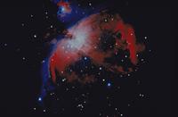 オリオン大星雲 23018051180| 写真素材・ストックフォト・画像・イラスト素材|アマナイメージズ