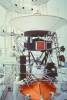 惑星探査機ボイジャー2号のテストモデル