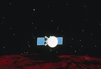 金星探査機マゼラン 23018051186| 写真素材・ストックフォト・画像・イラスト素材|アマナイメージズ