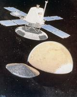 火星探査機バイキング 23018051187| 写真素材・ストックフォト・画像・イラスト素材|アマナイメージズ