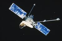 水星探査機マリナー10号 23018051189| 写真素材・ストックフォト・画像・イラスト素材|アマナイメージズ