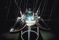 月探査機ルナ9号(1966年、月着陸)
