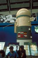 無重力実験用カプセル