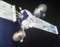 通信衛星インテルサット5号