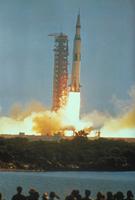 打ち上げ(アポロ11号)