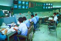 種子島宇宙センター管制室