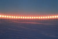 太陽の運動(南極付近)
