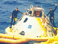 司令船(アポロ9号)