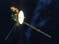 惑星探査機ボイジャー 23018051258| 写真素材・ストックフォト・画像・イラスト素材|アマナイメージズ