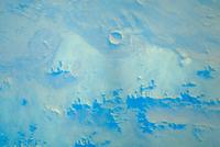 地球・南ナミブ砂漠のクレーター
