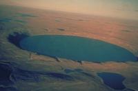 地球・デカン高原のクレーター