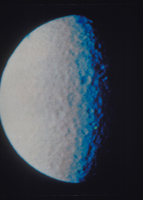 土星の衛星テティス 23018051301| 写真素材・ストックフォト・画像・イラスト素材|アマナイメージズ