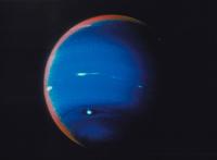 海王星の大気と雲