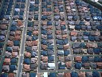 浦安の住宅街