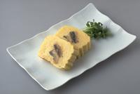 厚焼き卵(うなぎ入り) 23018057275| 写真素材・ストックフォト・画像・イラスト素材|アマナイメージズ