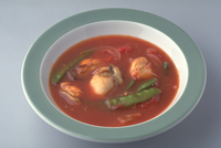 かきのトマト煮
