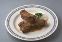 豚スペアリブの味噌煮込み