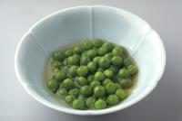 グリーンピースの含め煮