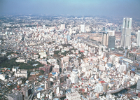 横浜市街 23018057662| 写真素材・ストックフォト・画像・イラスト素材|アマナイメージズ