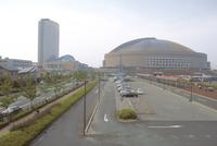 福岡ドーム(現・福岡 ヤフオク!ドーム)
