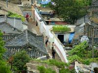 古都 開城 昔ながらの街並みが残る民俗保存区域