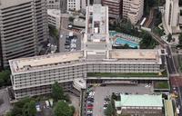 ホテルオークラ東京の本館