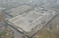 トヨタ自動車の堤工場