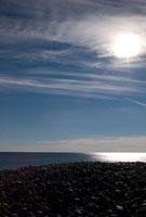 グロースターの海岸